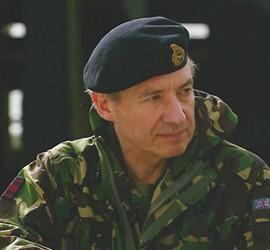 Sir Kevin O'Donoghue KCB CBE